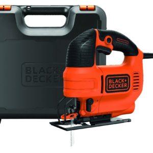 Seghetto alternativo da 520 W con valigia Black&Decker