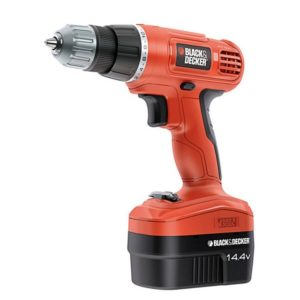 Trapano avvitatore 14,4V Black&Decker