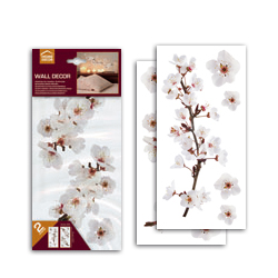 Wall sticker photographic blouse Home Decor Line