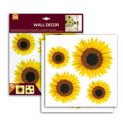 Adesivo murale SUNFLOWER Home Decor Line