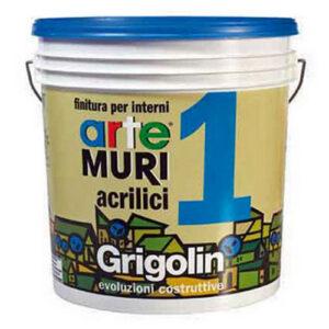 PITTURA-MURALE-BIANCA-LAVABILE-GRIGOLIN-UNO-TEX-DA-14-L