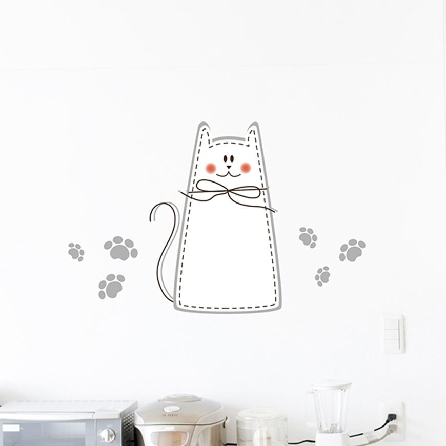 00173 Wall Stickers lavagna adesiva rana scuola disegno 110x85 cm
