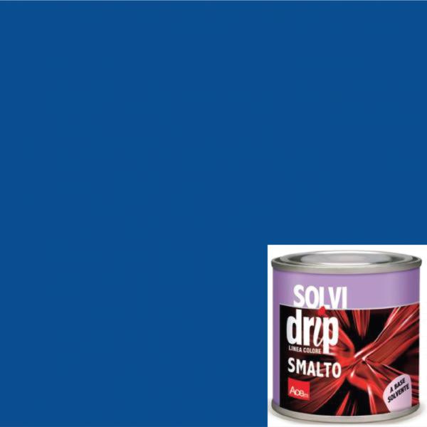 Solvidrip RAL 5017 blu traffico_collage
