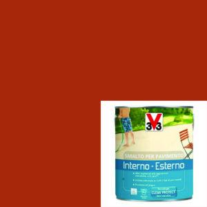 Smalto-per-pavimenti-V33-interno-esterno-mattone