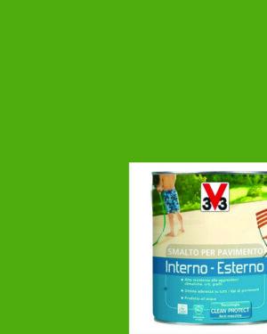 Smalto-per-pavimenti-V33-interno-esterno-verde-bambù